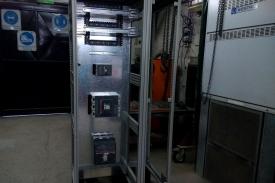 Armado de tablero de potencia de 2000 Amp