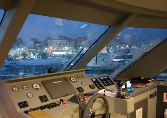 Catamaran Francesco