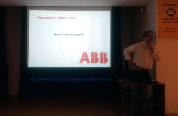 Jornada de presentación de ABB